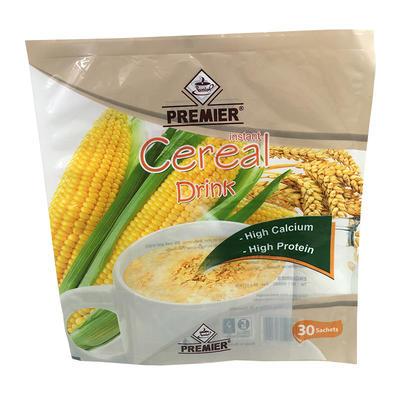 3 sides food seal bag sealed packaging bags - powder bag